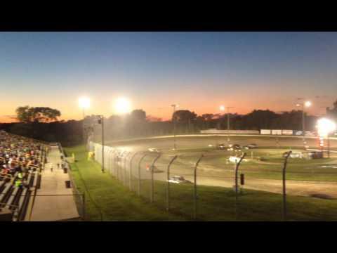 Racing Eagle Raceway 8/20/16