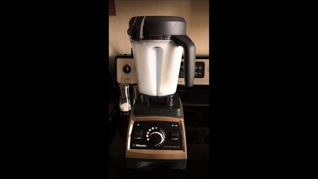 vitamix 750 program - Vitamix 750