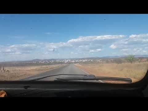 Chegando em Ibipitanga  - BA
