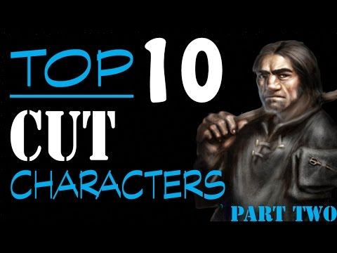 TOP 10 ASOIAF Characters Cut from Game of Thrones (PART 2)