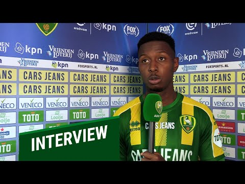 Reactie Shaquille Pinas Na Ado Den Haag Vitesse Onefootball