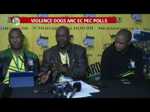 Newly elected ANC EC chair Mabuyane speaks on corruption