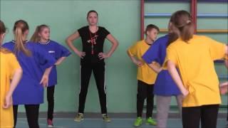Інноваційний урок фізичної культури 6 клас.  Вчитель Крижанівська  Марія Володимирівна