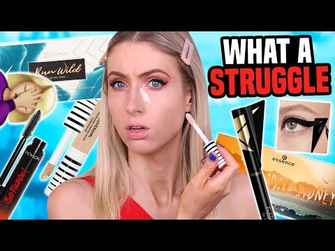 NEW DRUGSTORE MAKEUP TESTED... anything worth buying?? thumbnail