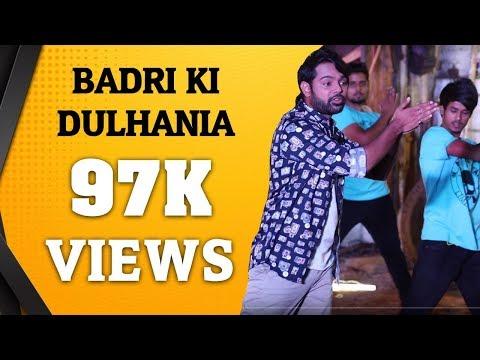 "BADRI KI DULHANIA  Prince Gupta Varun Dhawan Alia Bhatt Youtube Dance School ""Badrinath Ki Dulhania"""