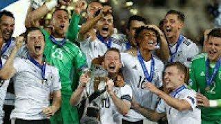 Alle Tore - Deutschland ist über Alles die Jugend Europameister   U21-EM 2017