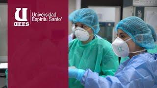 La Universidad Espíritu Santo y la Facultad de Ciencias Médicas recibieron, el viernes 20 de marzo, la visita Instituto Nacional de Investigación en Salud ...