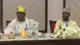 Shan Ruwan_Adam A Zango Tare Da Muhammadu Buhari on 7 June 2018