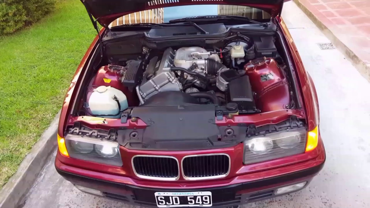 1993 bmw 318is coupe e36