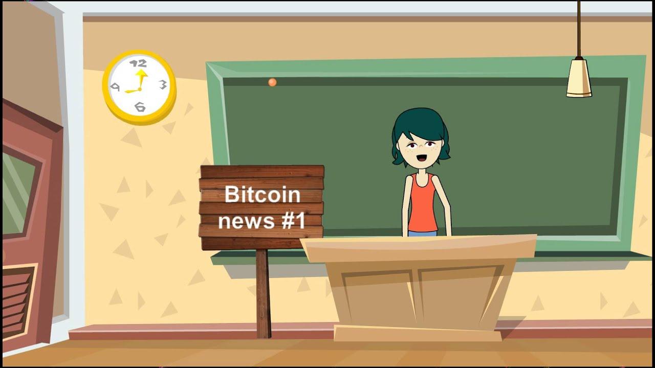 Bitcoin News 1 - YouTube