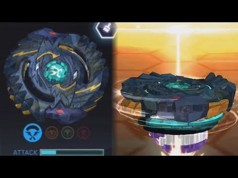 NEW SHELTER REGULUS R3 GAMEPLAY | Beyblade Burst Evolution God APP Gameplay PART 47