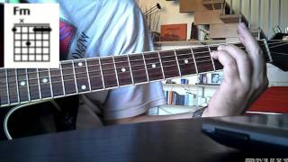 How to play Paul McCartney's My Valentine (with chords!)