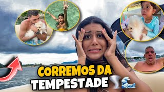 FINAL DE SEMANA COM A GENTE NO RESORT! *OLHA NO QUE DEU*