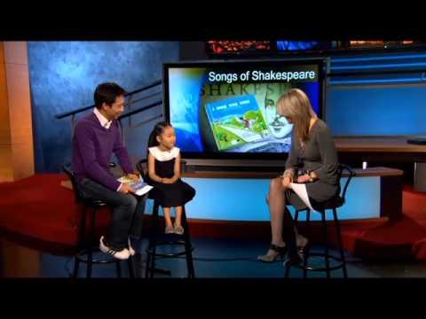 KinderBard on KCAL9 News / CBS Los Angeles