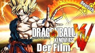 DragonBall Xenoverse -Der Film- (Cutscenes Only!) [Deutsch/1080p/60fps]