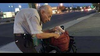 Anciano de 98 años esconde su secreto durante 70 años Todos quedan boquiabiertos cuando lo descubren