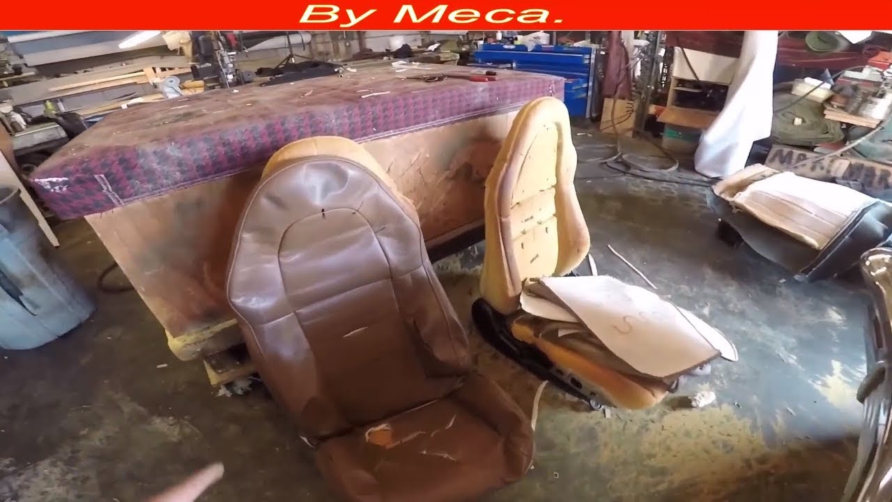 How To Make Seat Cover How You Can Cut Seats Covers Toyota Mr2