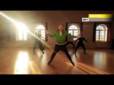 DGI Gymnastik - Dans  med Peter Friis - Love Theory