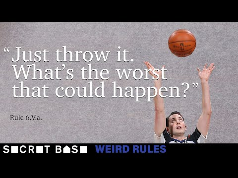 Why jump balls give basketball refs too much influence