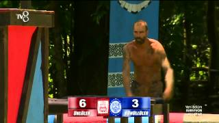 Survivor All Star - Ödül Oyunu 2.Bölüm (6.Sezon 22.Bölüm)