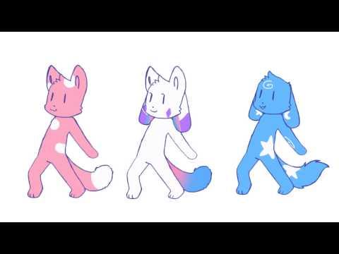 //Kittydog clap\\ [Cat clap]