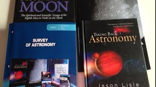 Master Books:  Survey of Astronomy (part of astronomy course for home school high school)