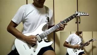 NEW: Foster The People - Pumped Up Kicks (2017 Guitar Cover)