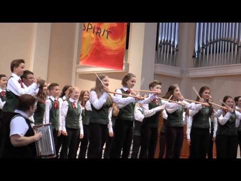 Singakademie Graz - Ausseer Steirer (Austrian Folksong)