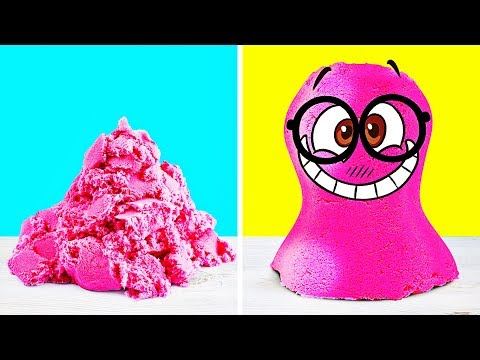 5 Amazing Kids Crafts to Experiment, Doodle, Build, Sculpt and Recycle