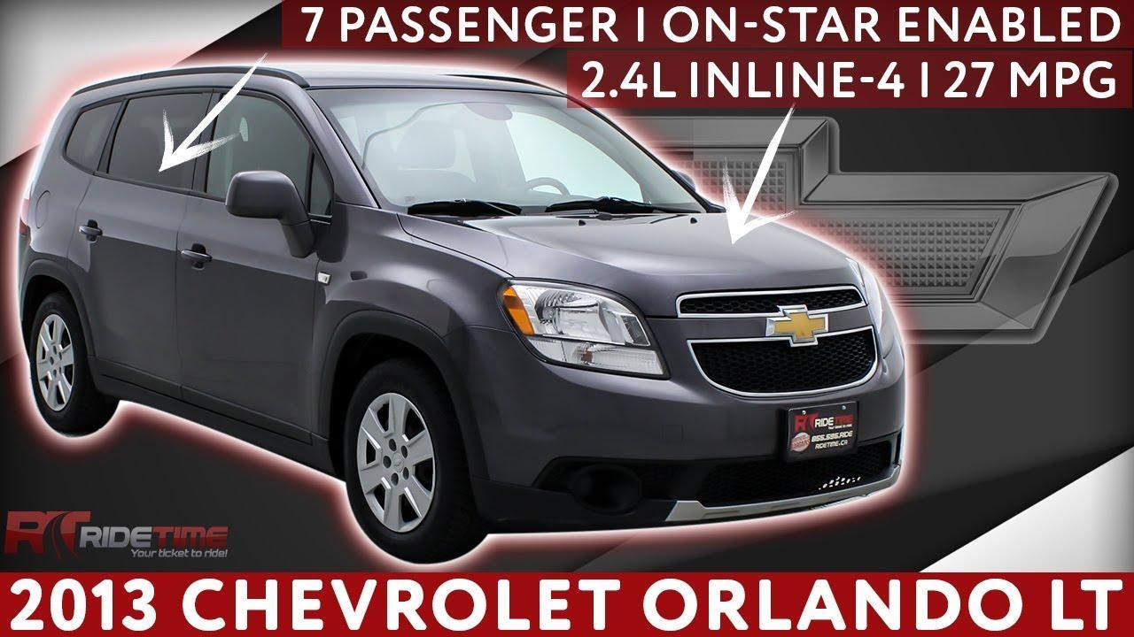 Kekurangan Chevrolet Orlando 2013 Spesifikasi