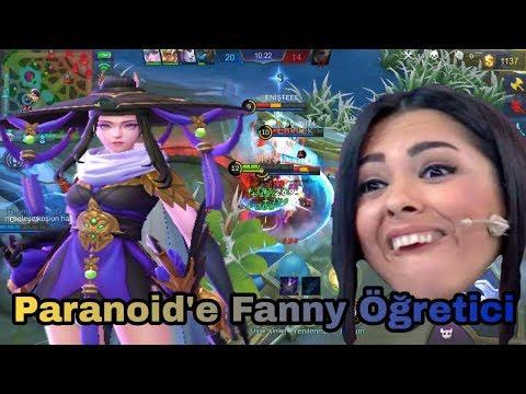 Paranoid İçin Fanny Öğretici | Jin Mobile Legends Bang Bang thumbnail