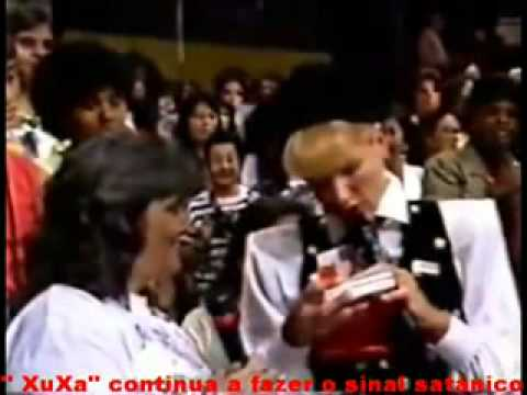 """""""A xuxa e Ivete Sangalo tem pacto com o dio ( Tire ..."""