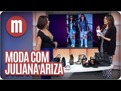 Mulheres - Dicas De Moda Com Juliana Ariza (30/03/16)