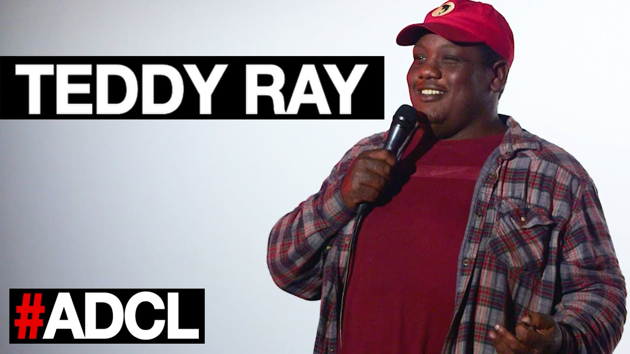 Rollin' Blunts to Gospel Music - Teddy Ray [Stand Up Comedy]