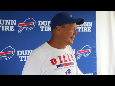Bills do the expected by firing Rick Dennison