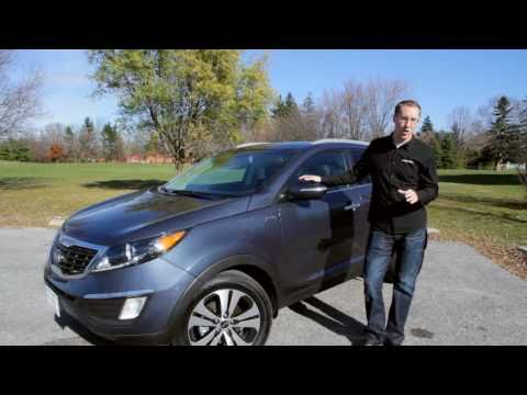 2011 Kia Sportage Review - It Might Win Awards For Most Improved, But That's About It