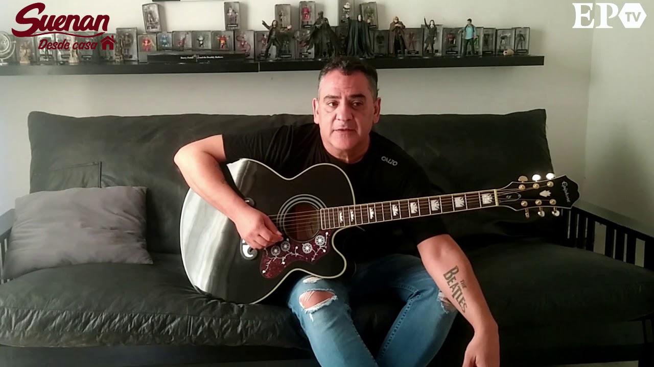 Suenan (desde casa) - Mauricio Sánchez