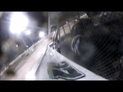 Tyler Sistrunk Motorsports - North Florida Speedway - 4-23-2016 - Feature Race In Car Cam