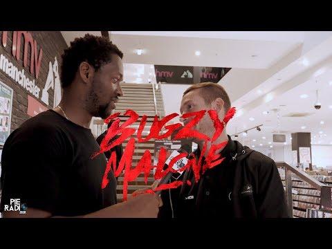 Bugzy Malone B.Inspired Album Public Review & Reaction | Pie Radio