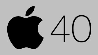 Gambar cover The History of Apple (40th Anniversary)