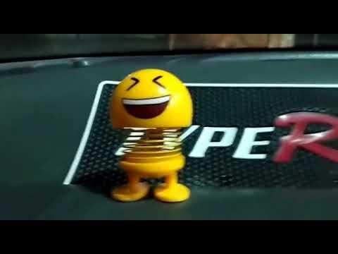 Car Dashboard Emoji Smiley Emoticons Spring Dancing On Coka Songs