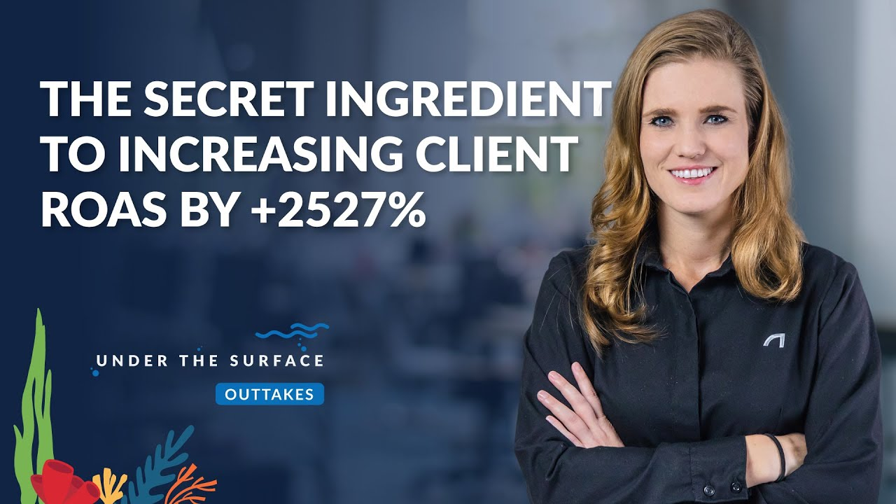 White Label PPC: The secret ingredient to increasing client ROAS by +2527%