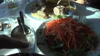 ГРЕЦИЯ: Цены на еду в таверне в Афинах... Греция (Athens Greece)(Ответы на вопросы http://anzortv.com/forum Смотрите всё путешествие на моем блоге http://anzor.tv/ Мои видео путешествия по..., 2012-10-01T11:57:13.000Z)