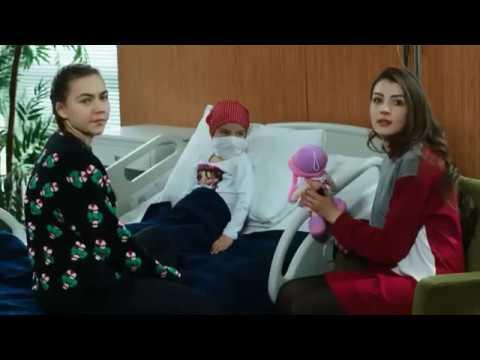 Дочери Гюнеш - Пришли в больницу навестить сестру (32 серия).