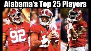 Alabama Crimson Tide Football: Top 25 Players in 2018, Tua Tagovailoa, Quinnen Williams