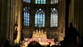 Regensburg   Church choir