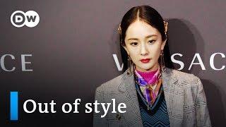 China takes fashion brands to task over Hong Kong | DW News