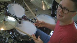 Rudiment Combo #2 *revised* - Nick's Drum Lessons - Five Stroke Flam Flam