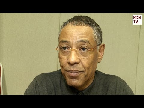 Breaking Bad Giancarlo Esposito Interview