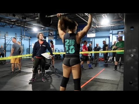 Crossfit Open Workout 18.5 | Friday Night at Crossfit Toms River